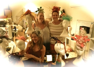 Hats by Felicity bubbles and fun