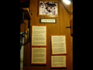 Lane Frost memorabilia