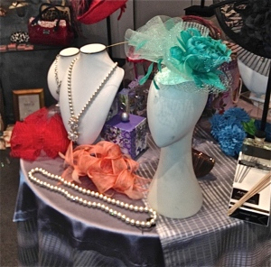 Hats by Felicity at Valentino Decor